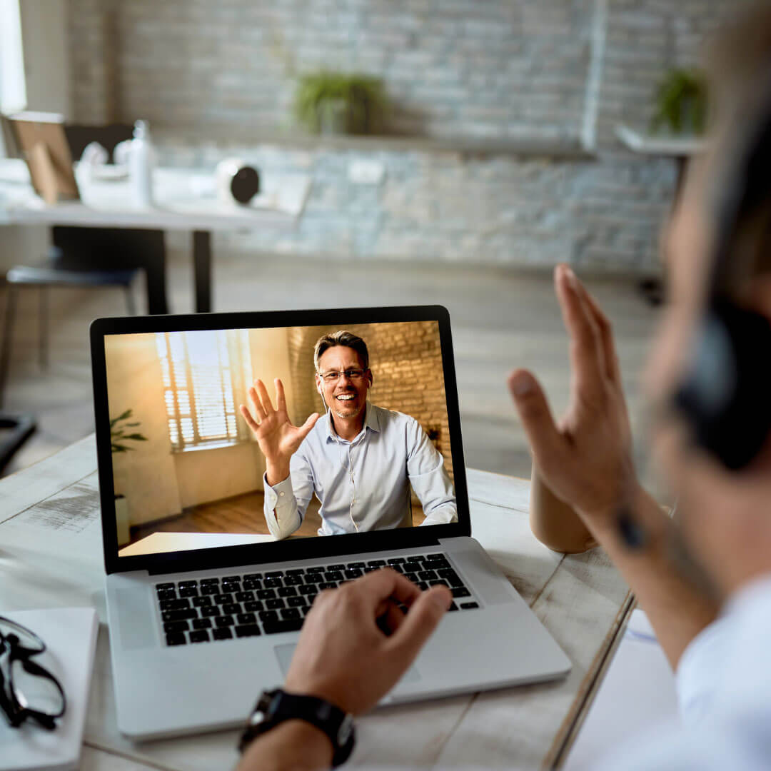one to one presenting online coaching