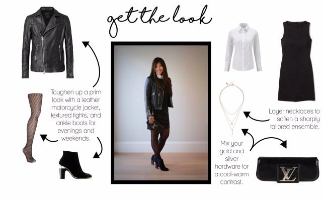 moto-jacket-over-sheath-dress