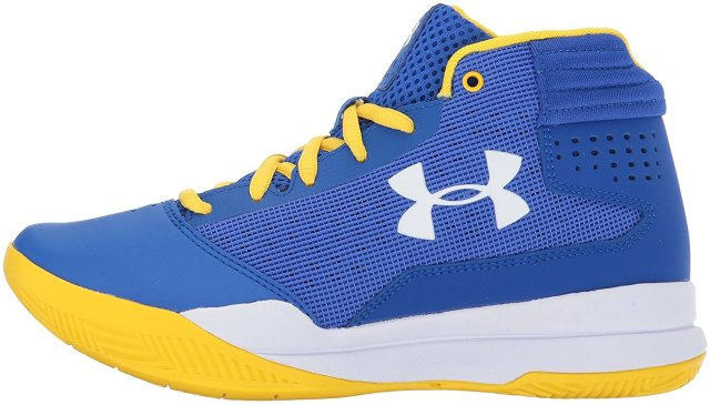 under armour kids basketball shoe