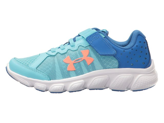 under armour kids girls sneaker