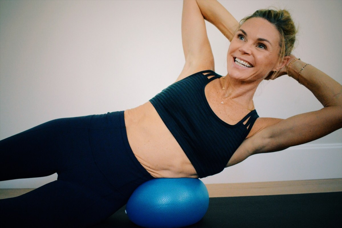 Pilates: My Latest Health Obsession (and Hip Healing Workout)