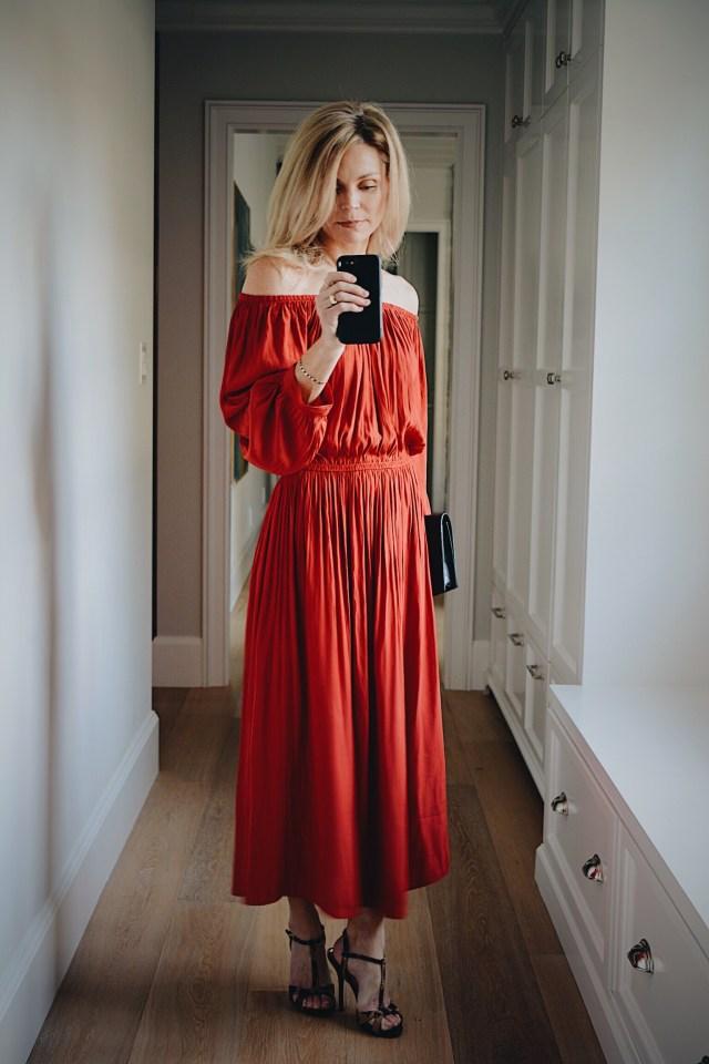 Smythe Dress