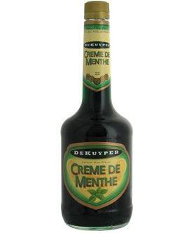 creme de menth from Bevmo