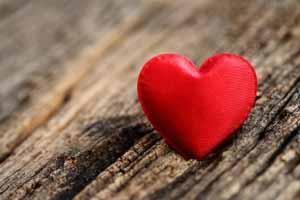 Alla hjärtans dag present