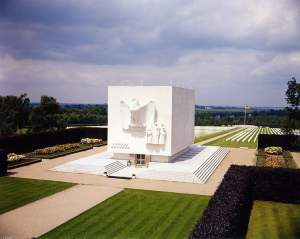American Cemetery of Ardennes
