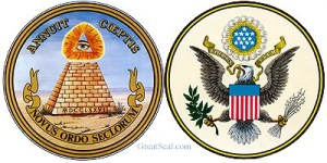 Great Seal and the Seal of the United States