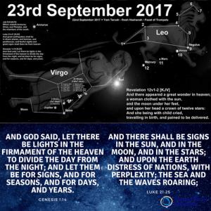Revelation 12 Sign Part 2