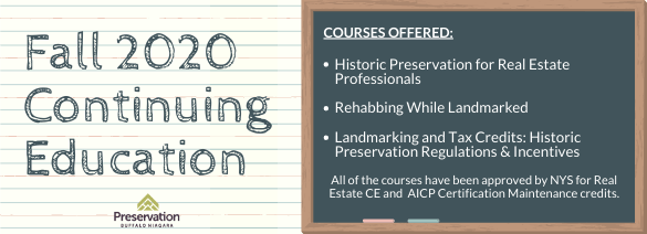 2020 Continuing Education