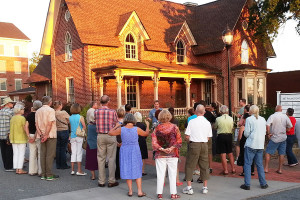 Preservation Greensboro Membership Benefits