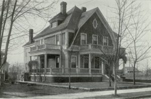 Tar Heel Manor 1912