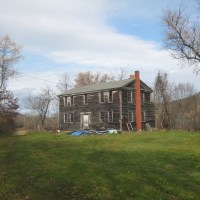 Abandoned Vermont: Rockingham House