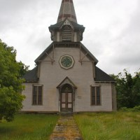 Abandoned Vermont: South Ryegate Church