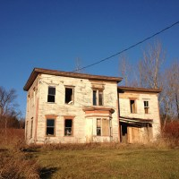 Abandoned Vermont: Barre House