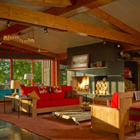 Renovation Success: Lake House in Lake Placid
