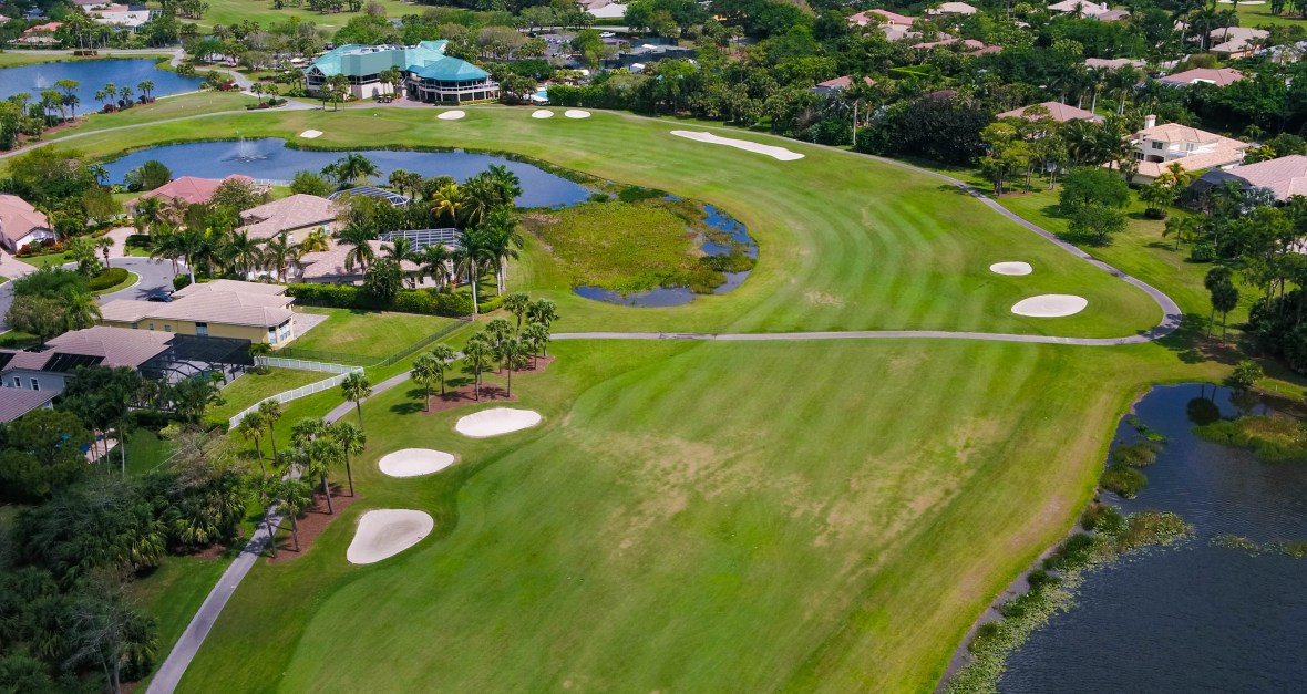 COUNTRY CLUB IN SANDALFOOT COBE FLORIDA