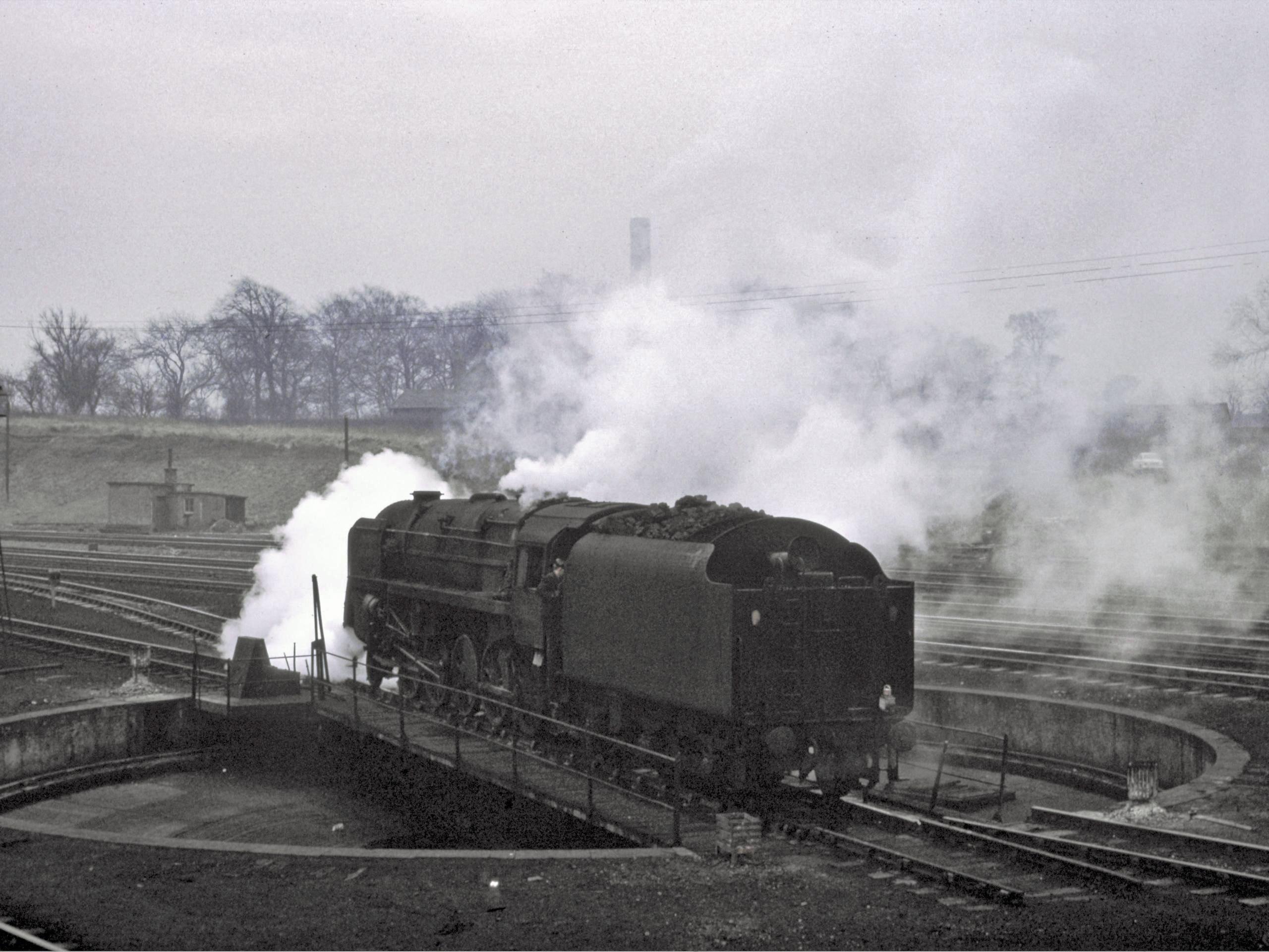 9F 92000 92250 2 10 0 BR Standard Class 9 Preserved
