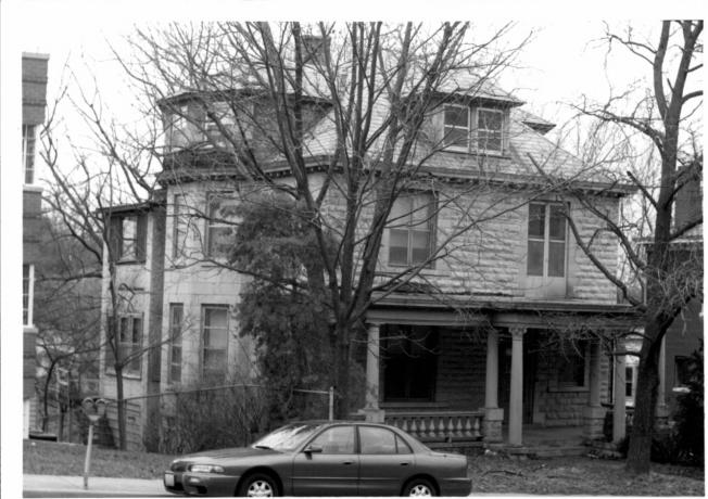 Joseph G. & Susie A. Kolkmeyer House at 207 W. McCarty Street