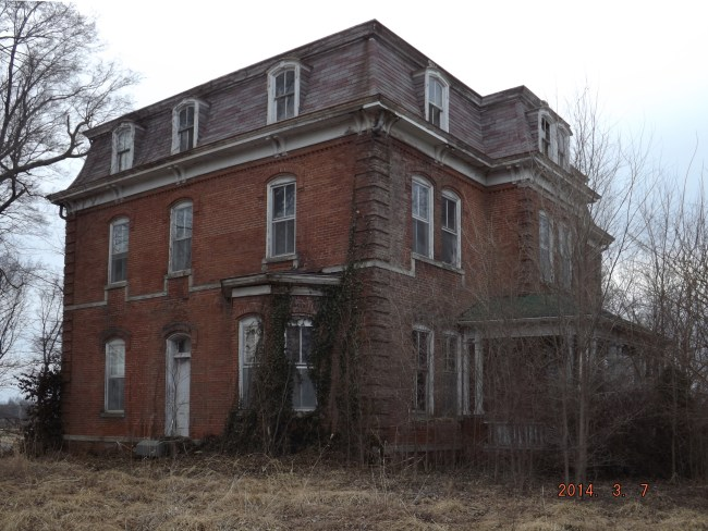 Henry Blosser House Side