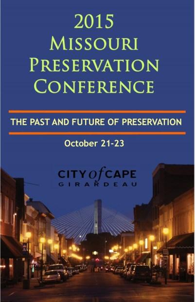 2015 Missouri Preservation Conference