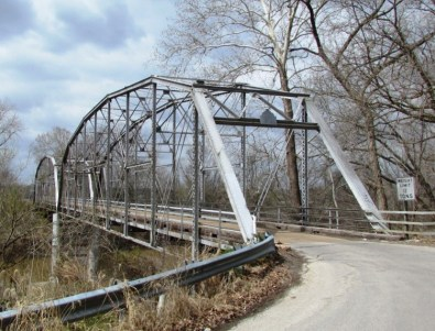 Bend Road Bridge