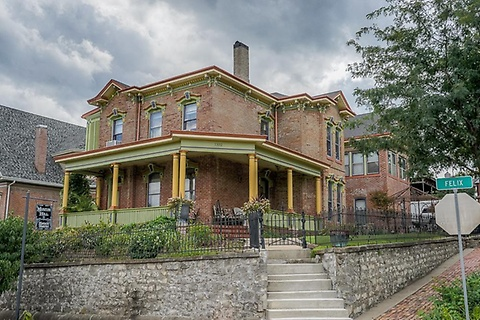 Historic Chase Mansion for Sale —St. Joseph, Missouri