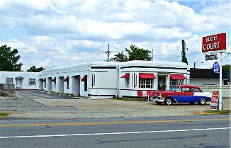 Boots Court Motel