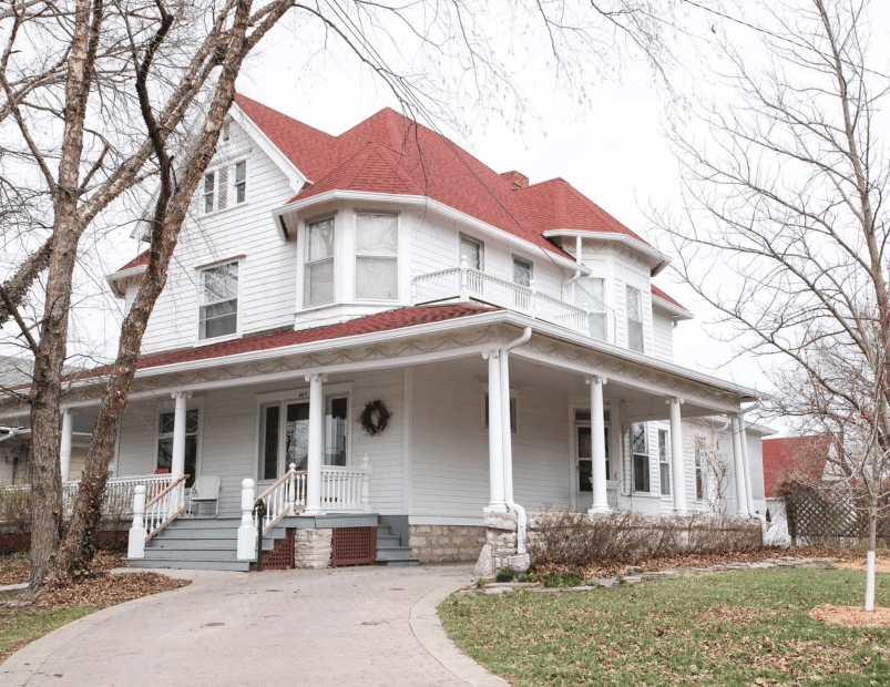 Sold! Historic George Wolz Residence for Sale — Trenton