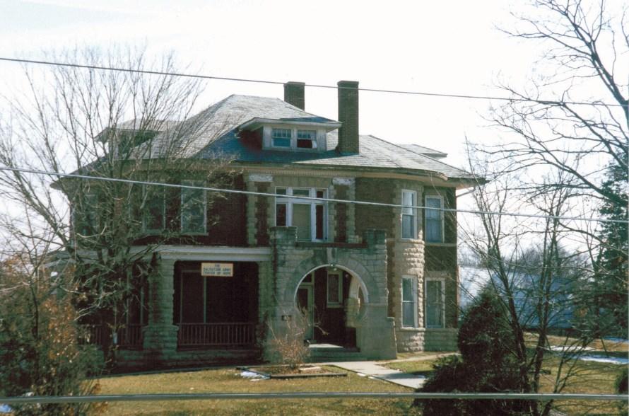 The Lohmann House (photo c. 2000)