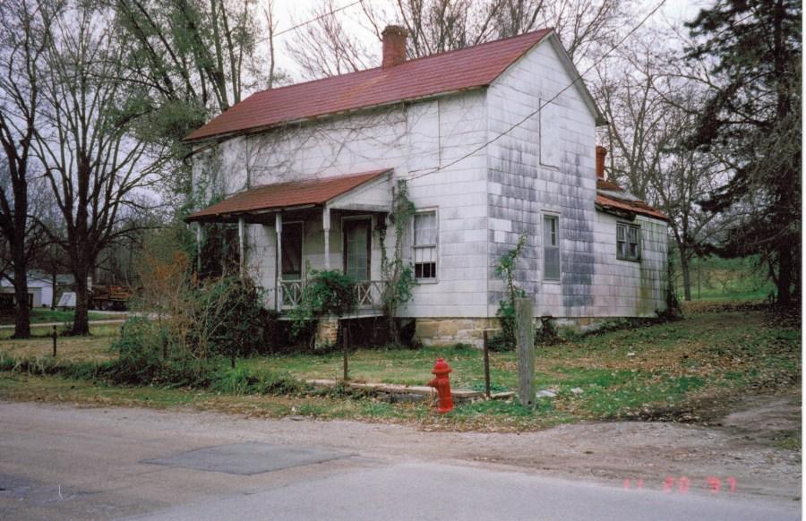 William Brooks House (Photo 11/20/97)