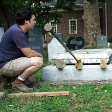 Justus Family-grave restoration-1