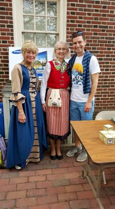 Colonial Day at Old Swedes-10