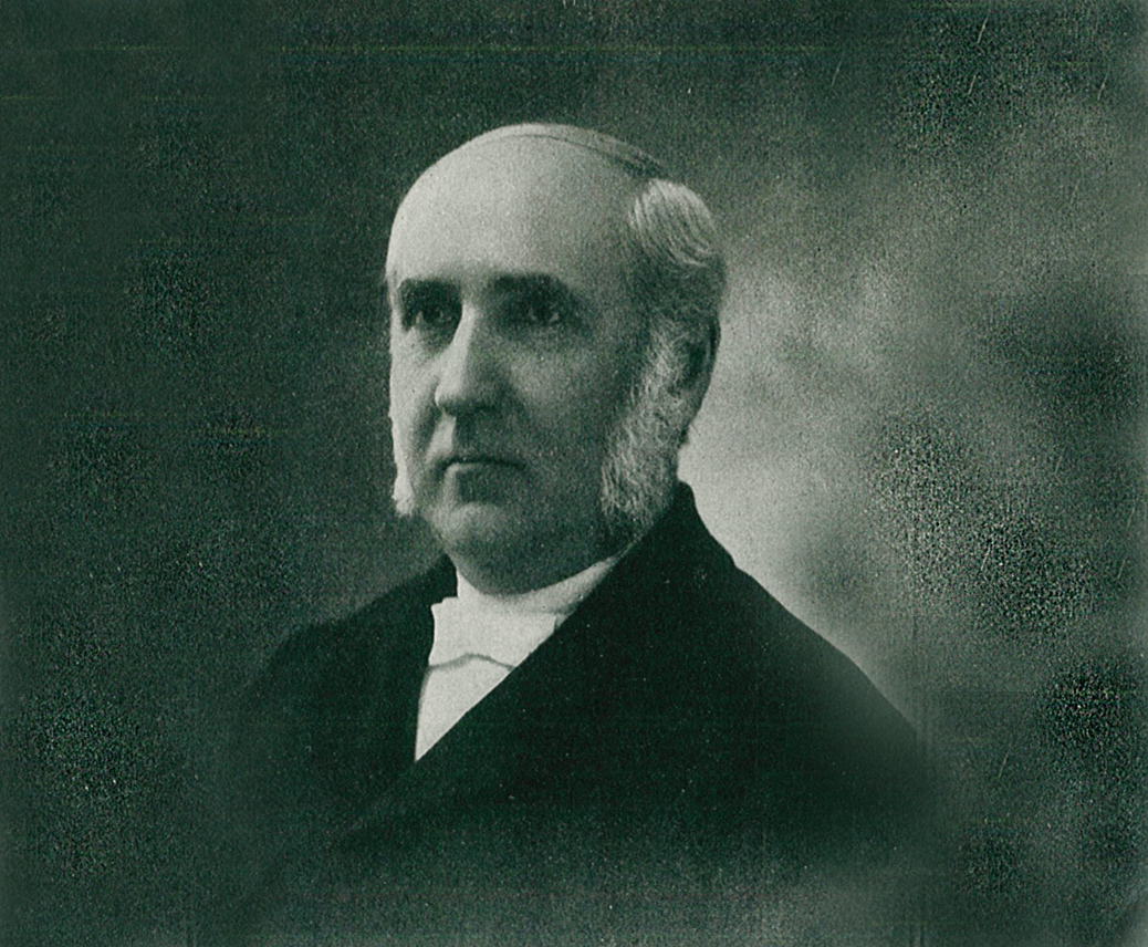 Read more about the article Reverend Snyder Binns Simes And His Wife Eleanor