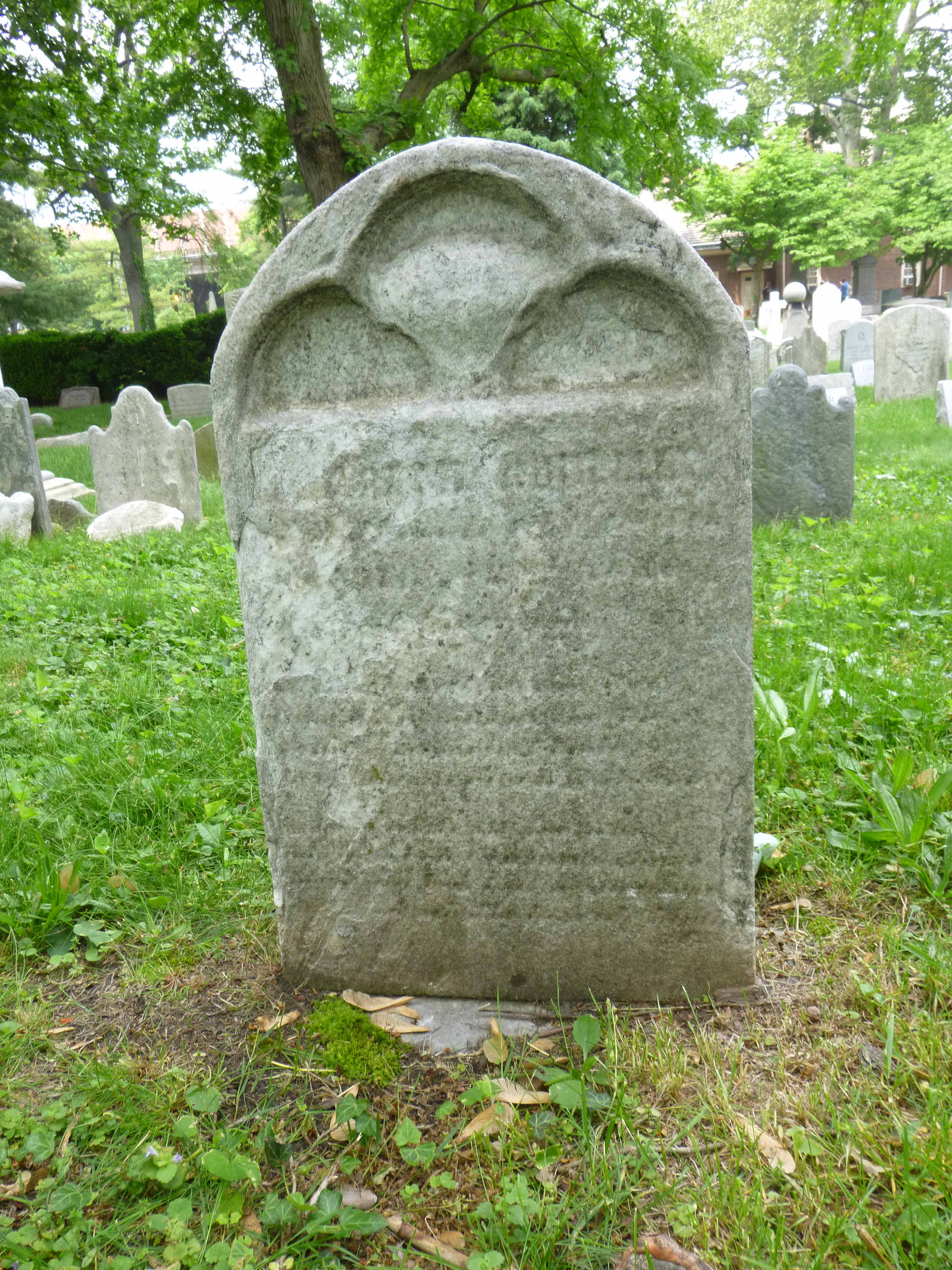 Read more about the article Elizabeth Roulliet (1774-1856)