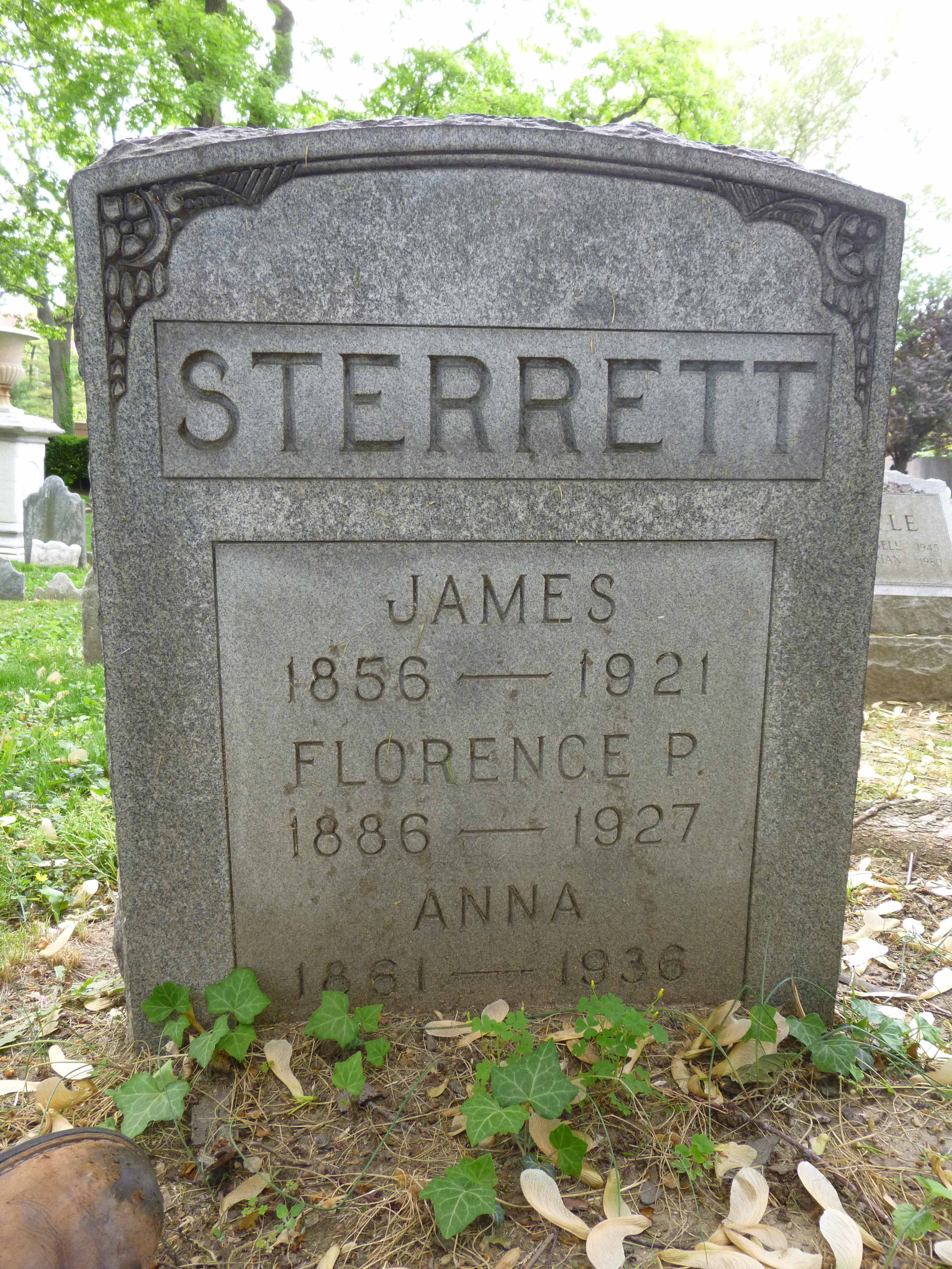 Read more about the article Sterrett Family
