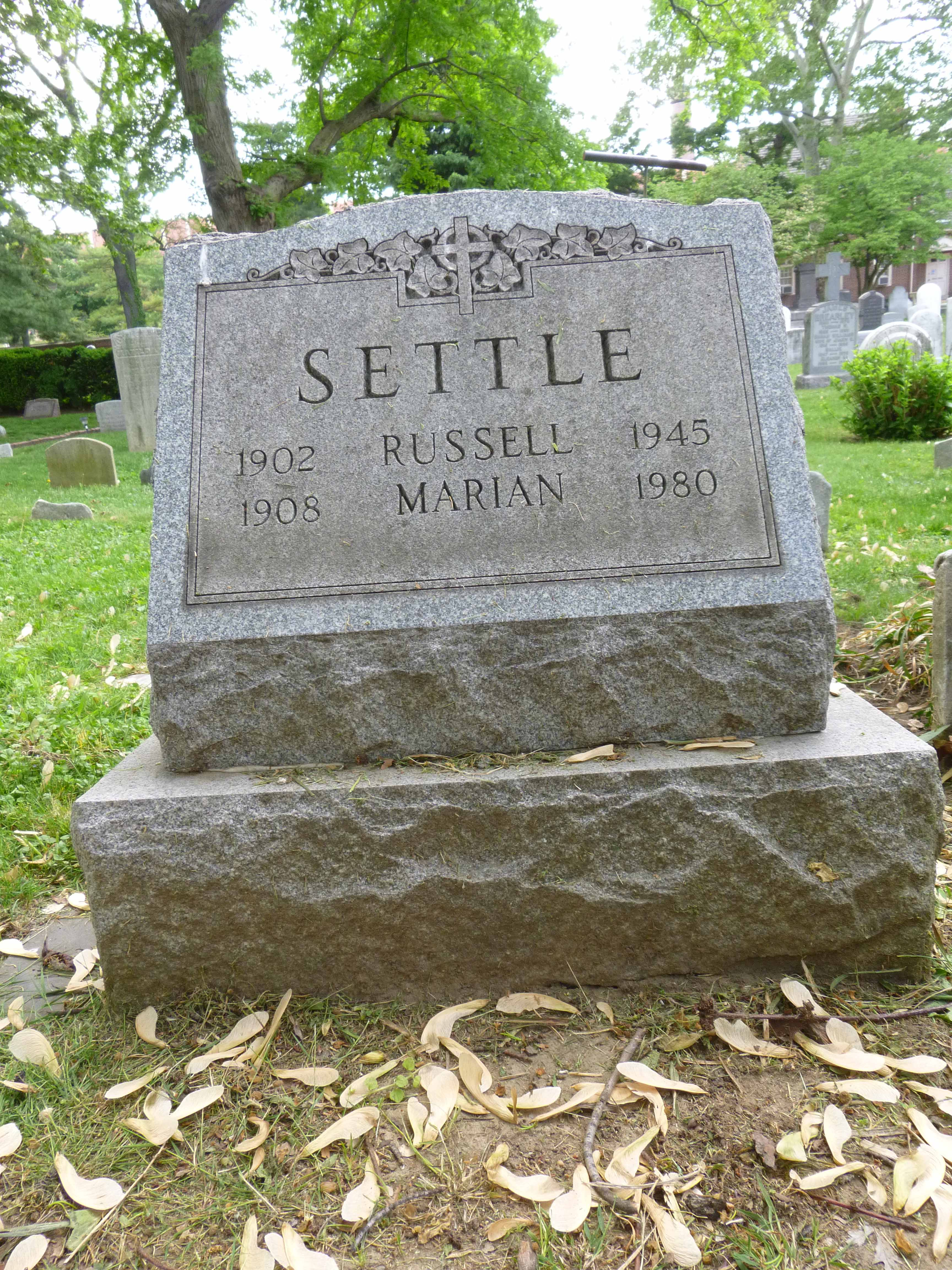 Read more about the article Russell and Marian Settle