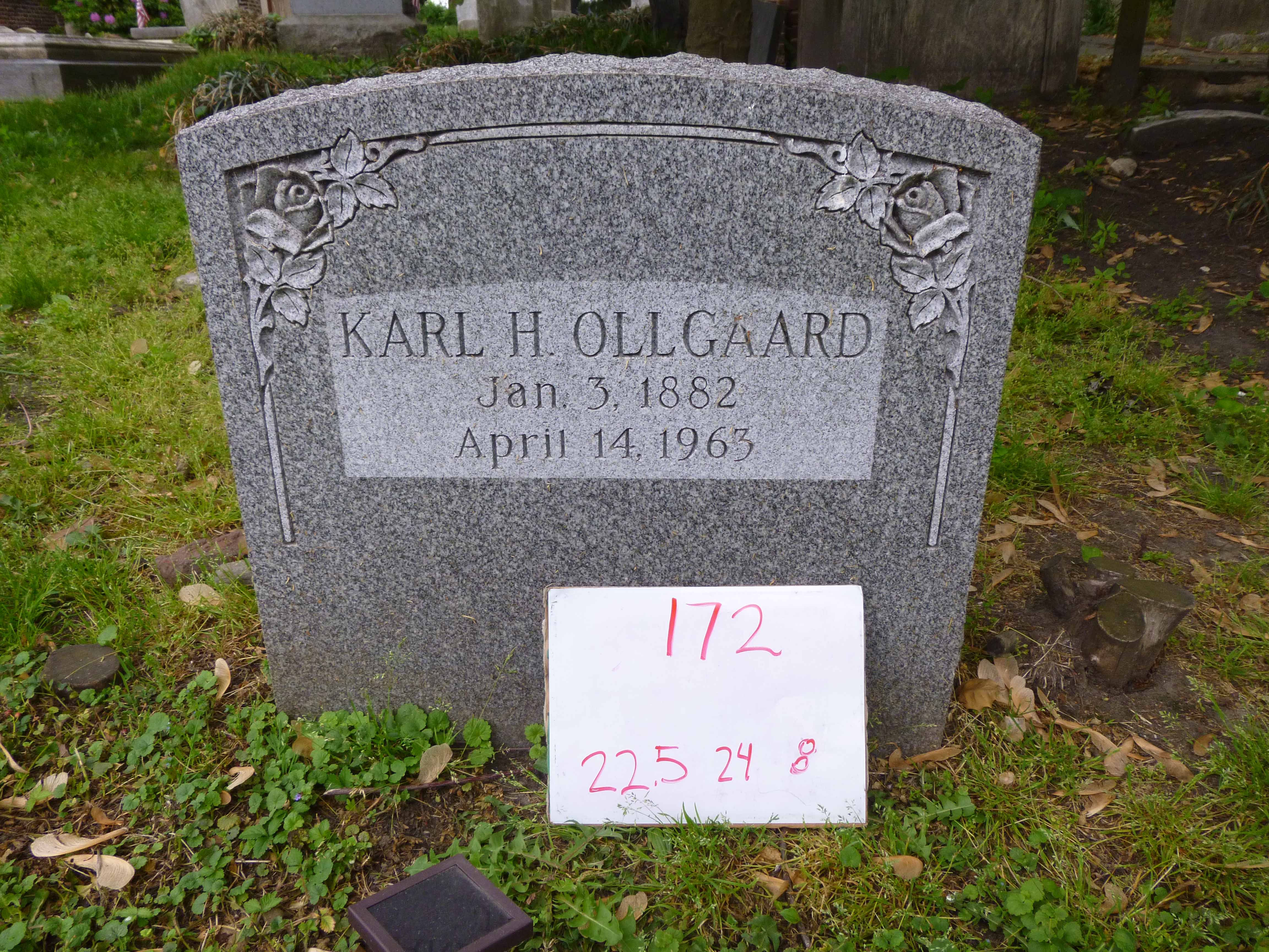 Read more about the article Karl H. Ollgaard
