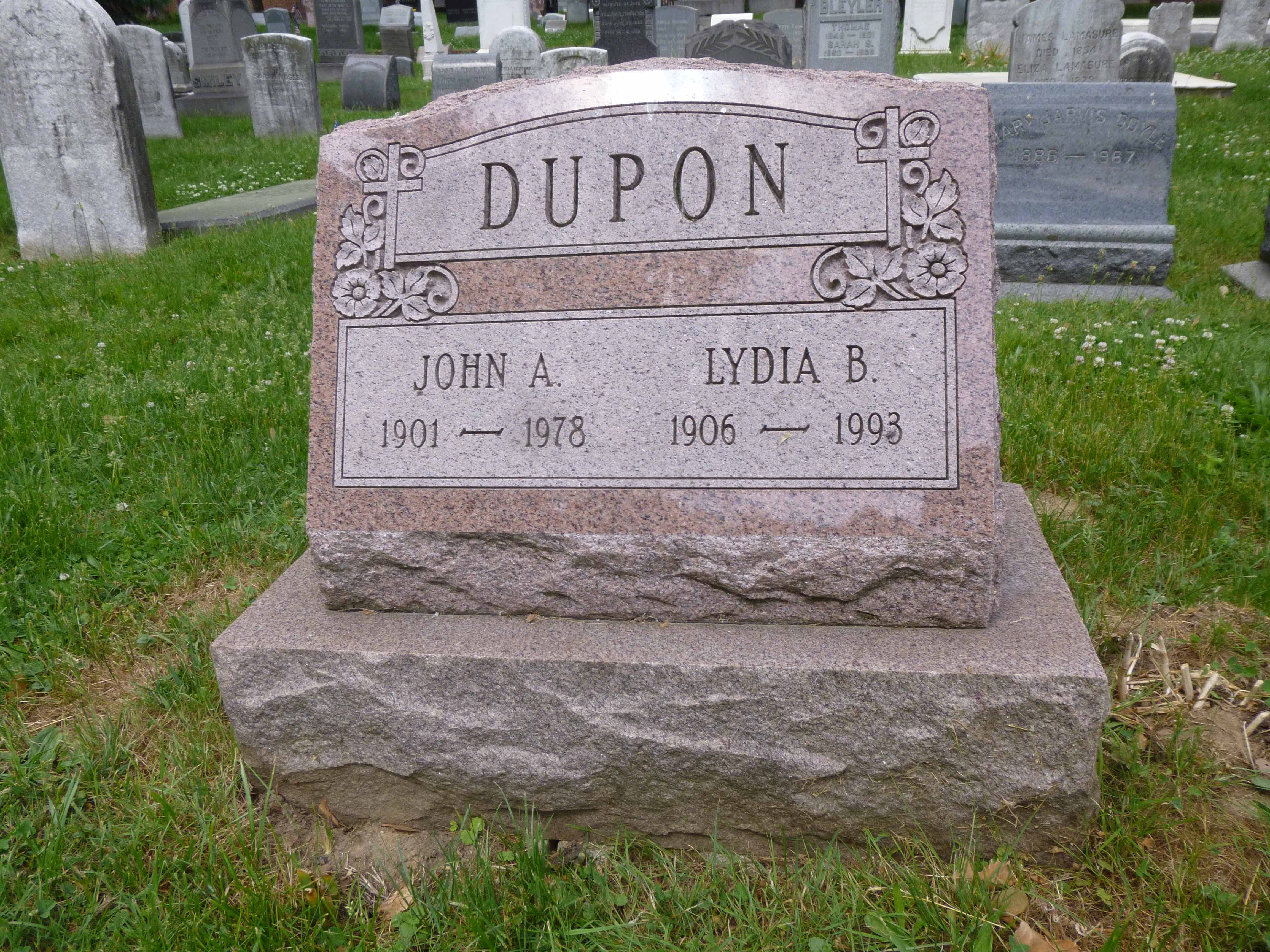Read more about the article John and Lydia Dupon