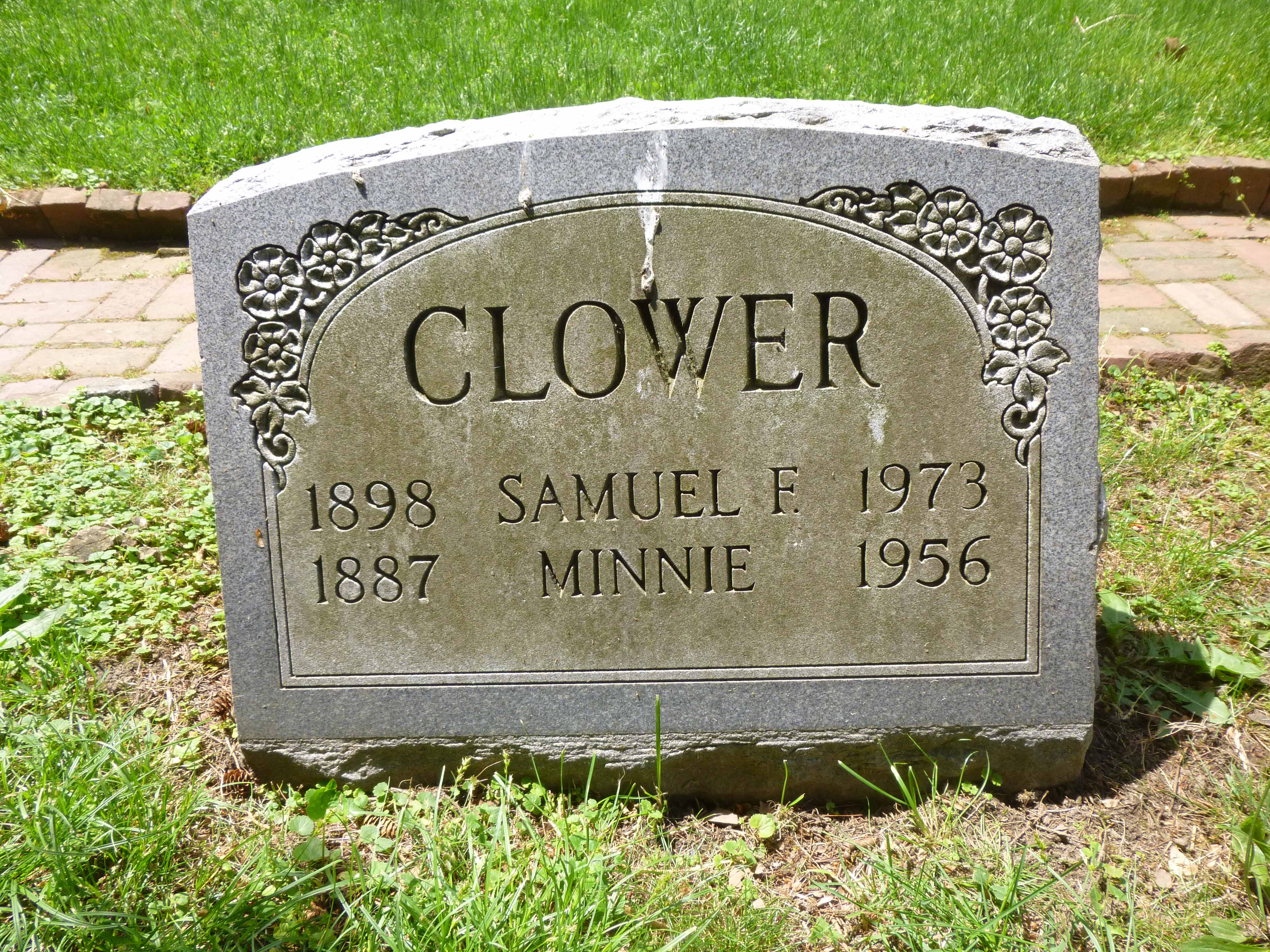 Read more about the article Samuel and Minnie Clower