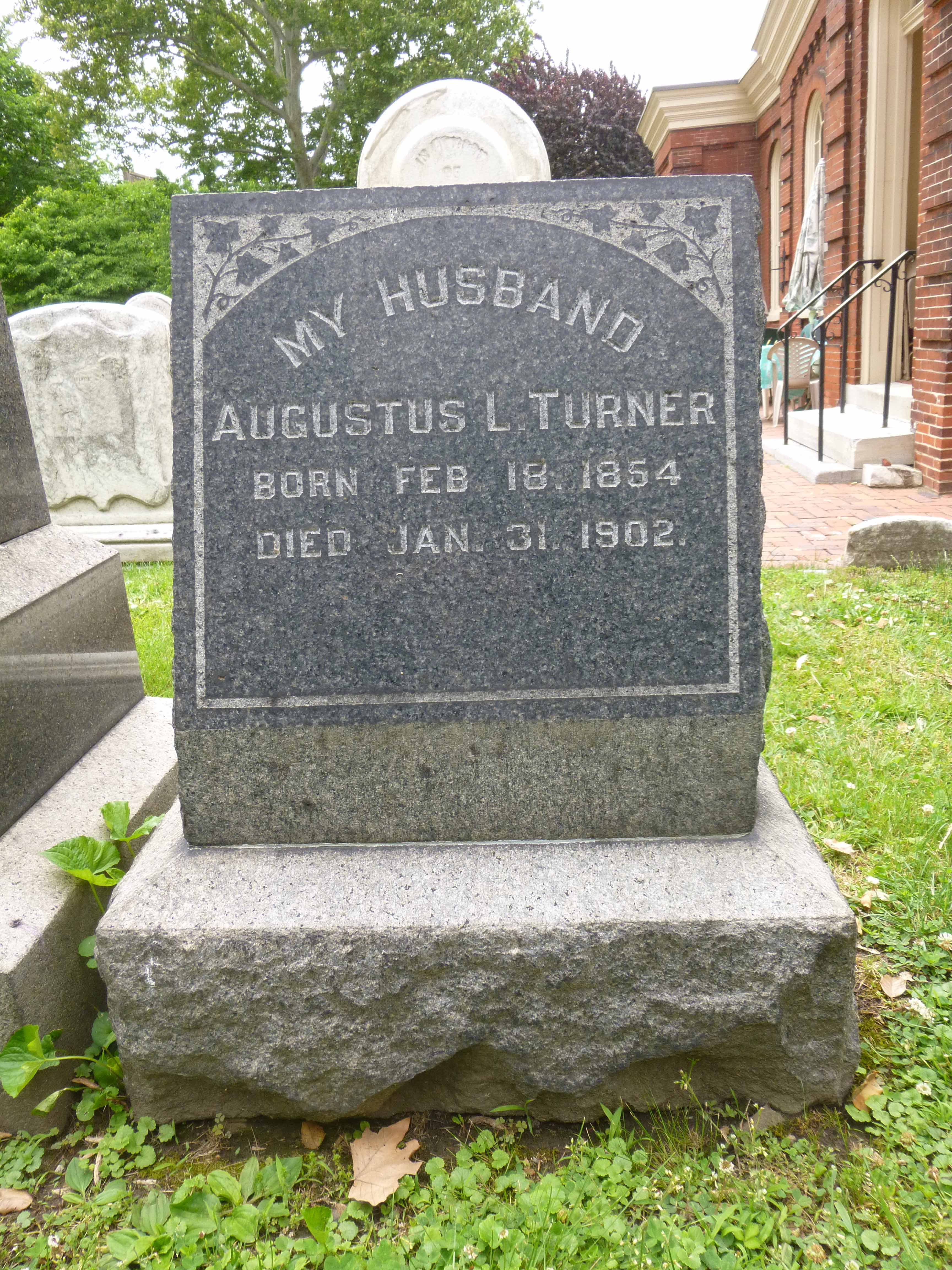 Read more about the article Augustus L. Turner