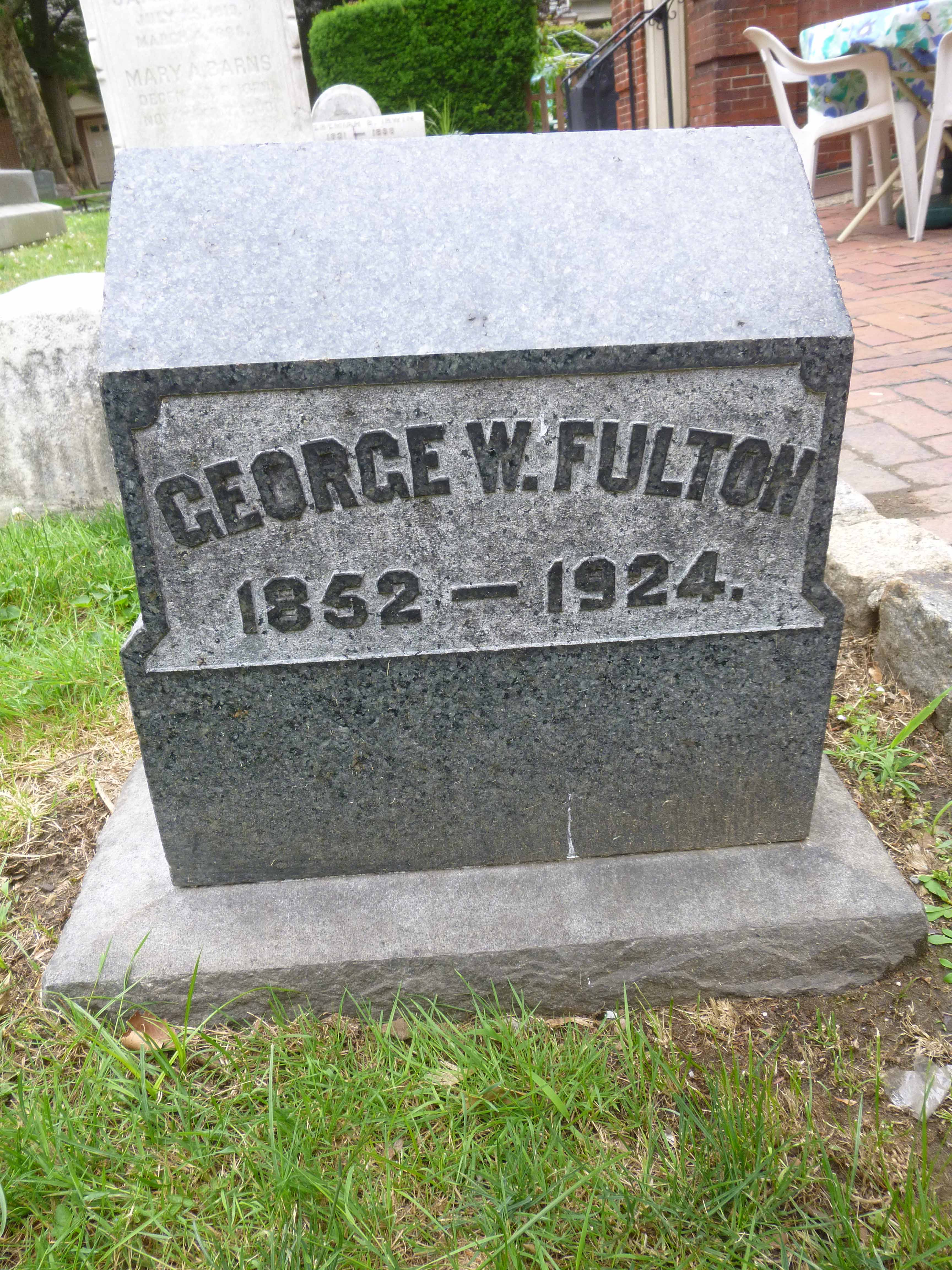 Read more about the article George W. Fulton