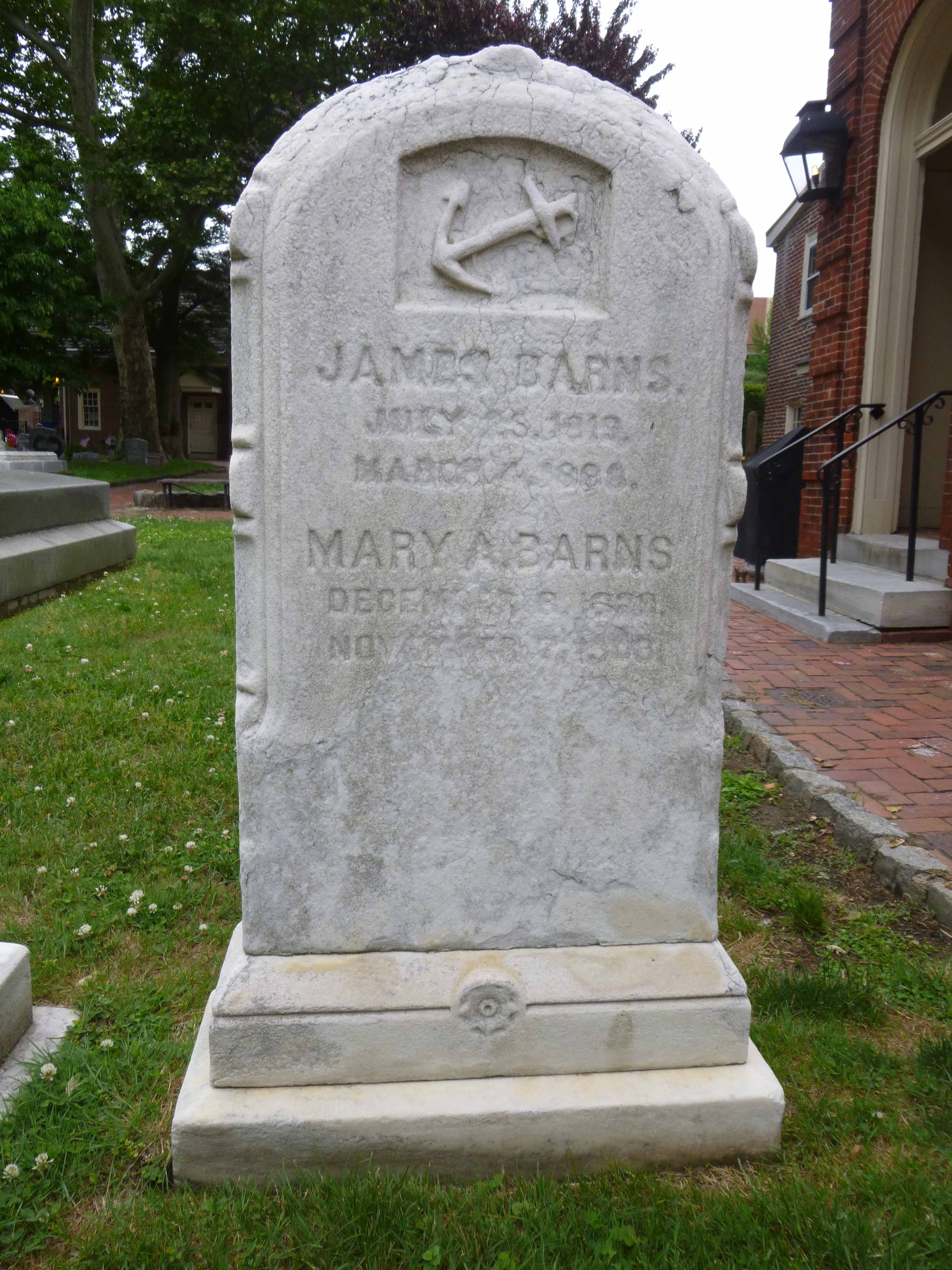 Read more about the article James and Mary Barns