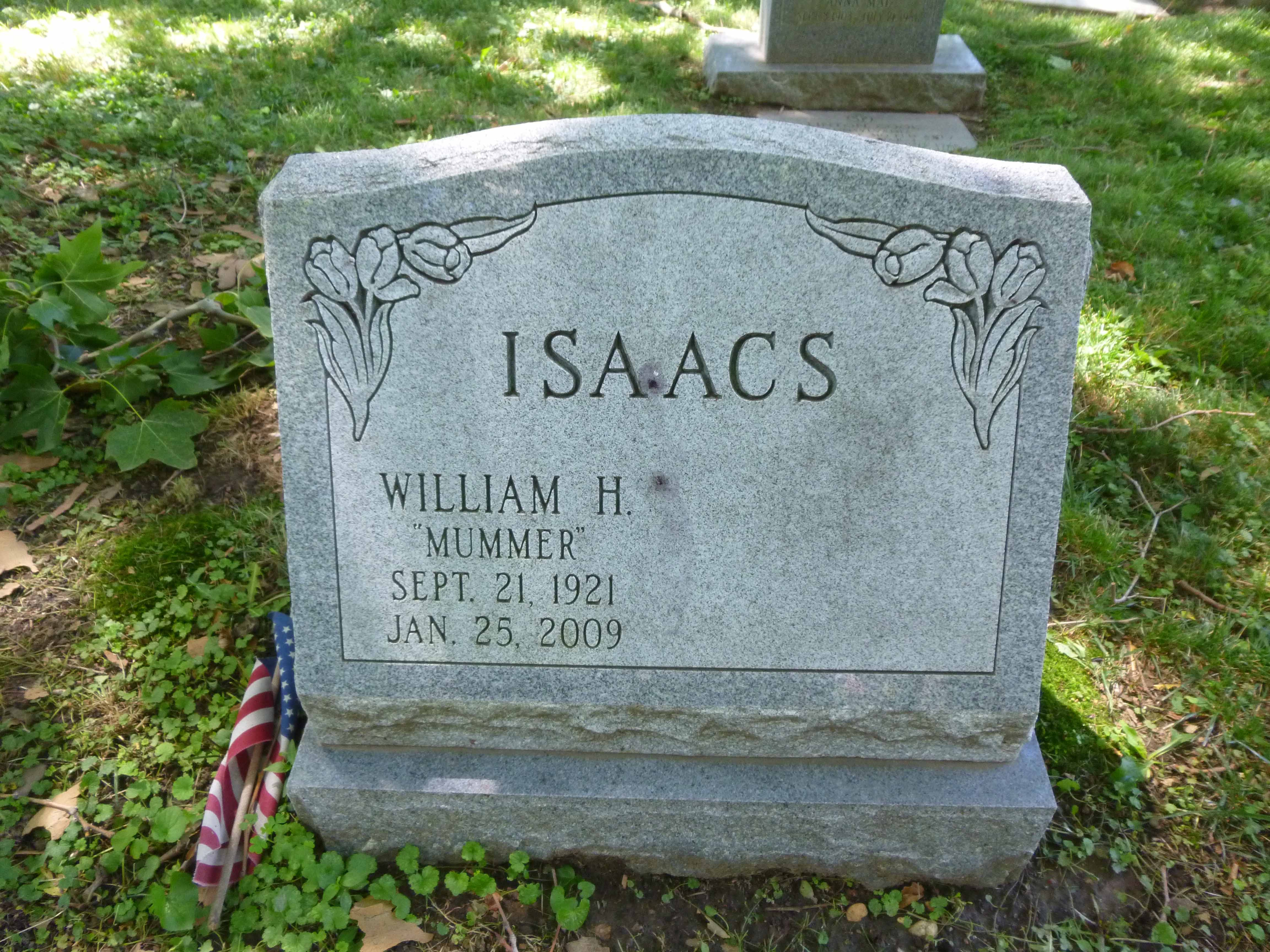 """Read more about the article William """"The Legend"""" Isaacs"""