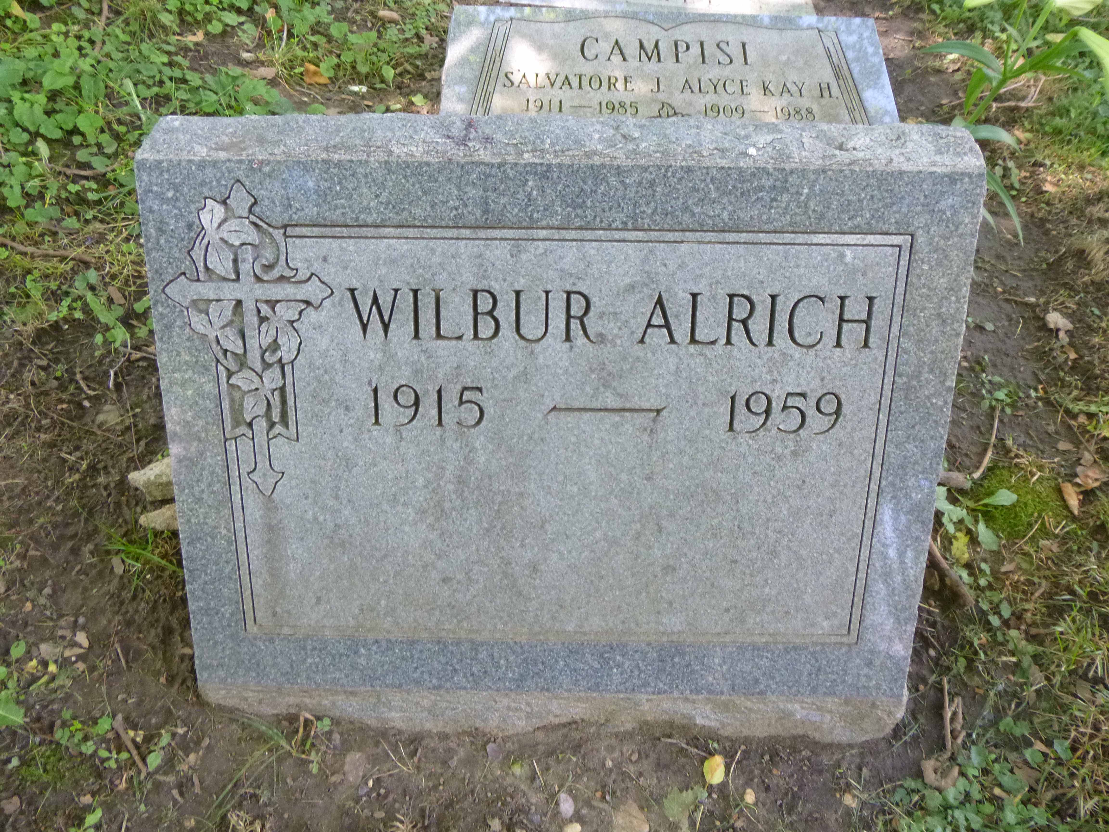 Read more about the article Wilbur Alrich