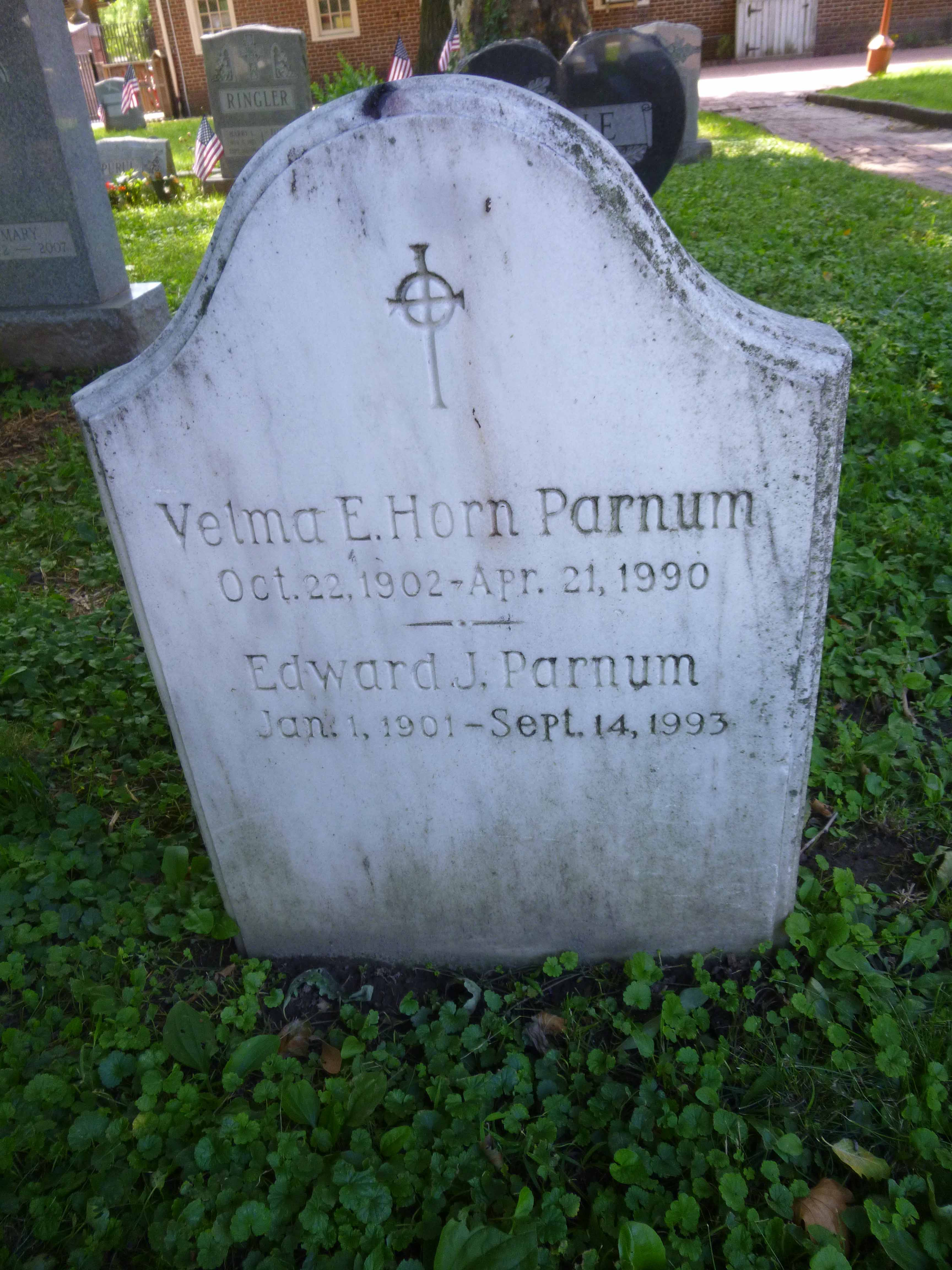 Read more about the article Velma and Edward Parnum