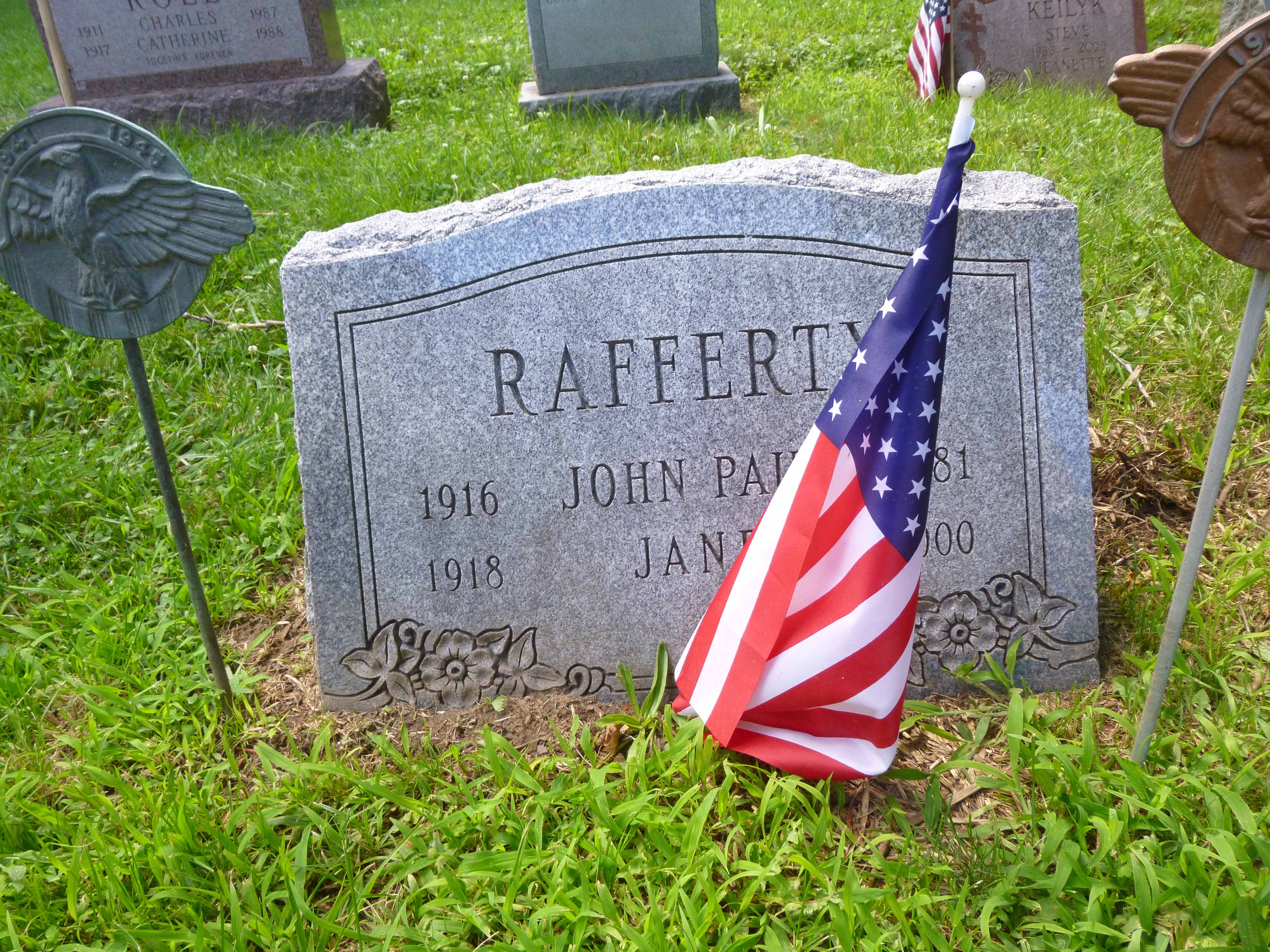 Read more about the article John and Jane Rafferty