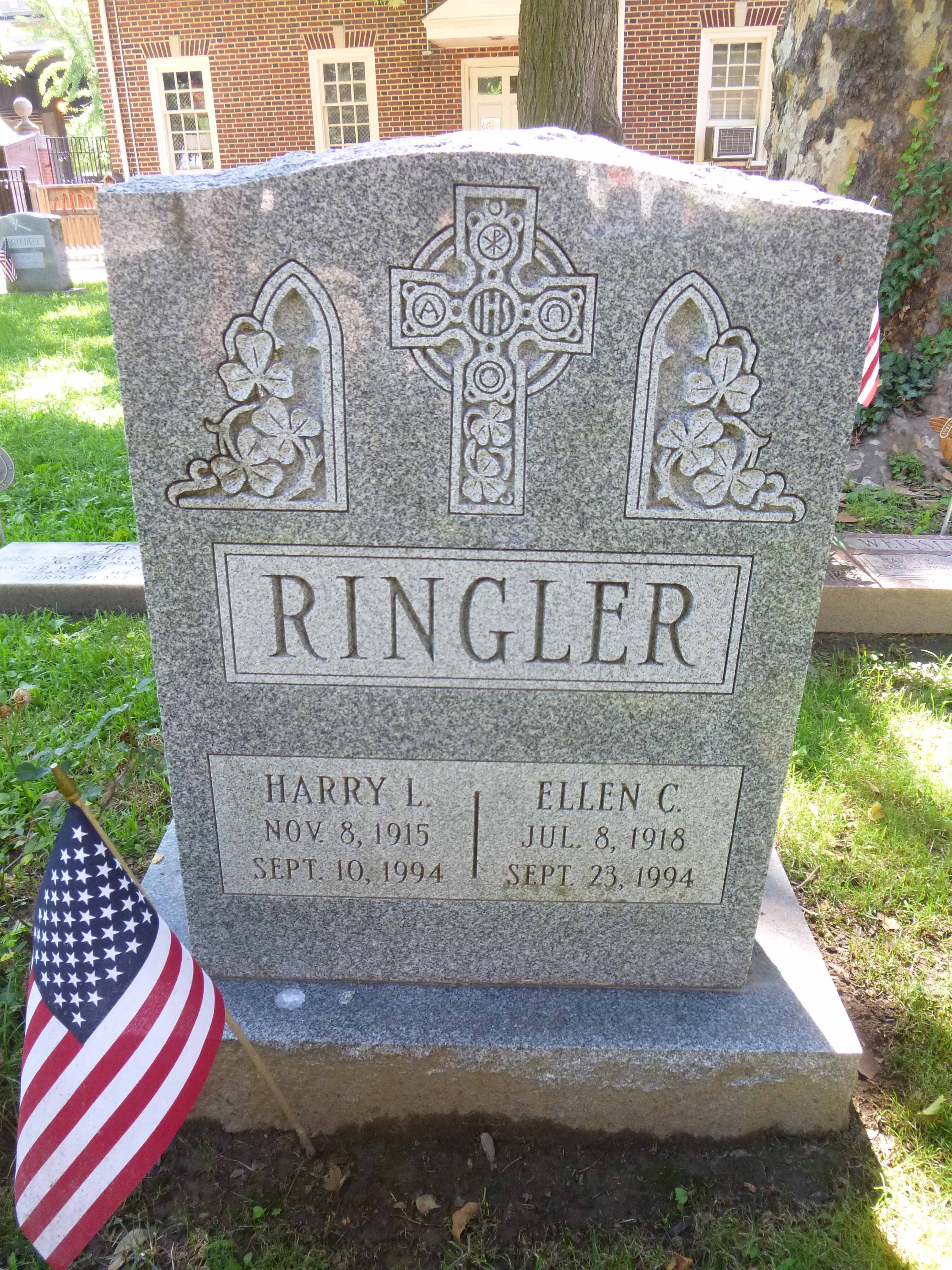 Read more about the article Harry and Ellen Ringler