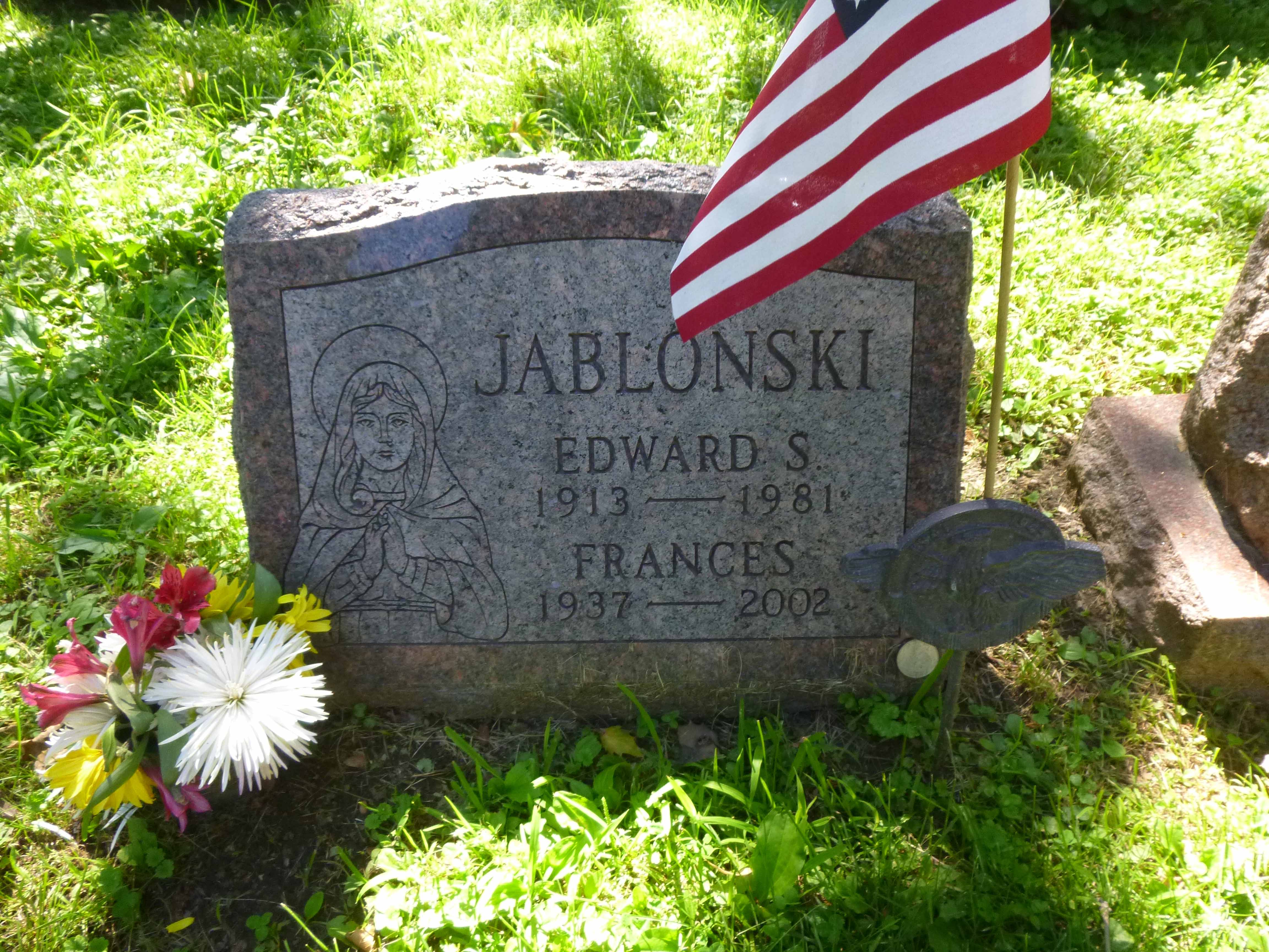 Read more about the article Edward and Frances Jablonski