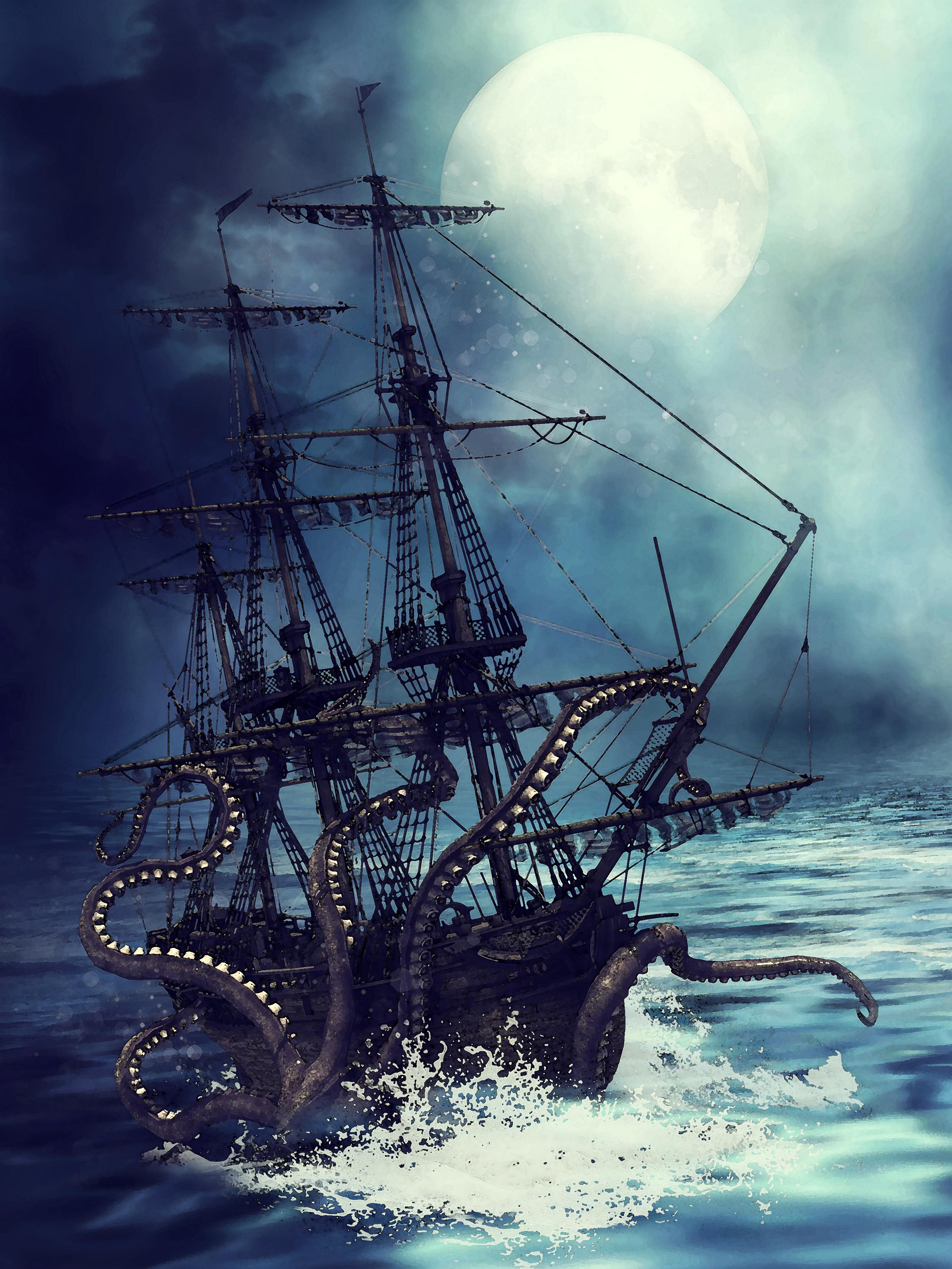 The Perils of the Sea