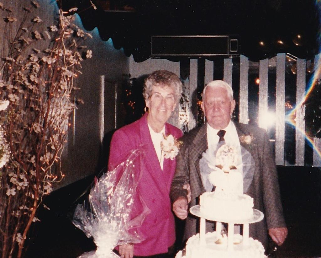 Joseph and Mary Kane