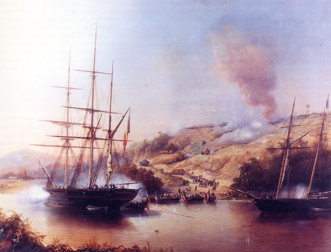 Battle of Rio Nunez